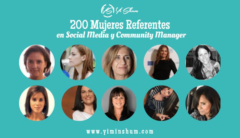 200 Mujeres Referentes en Social Media y Community Manager parte 2 imagen
