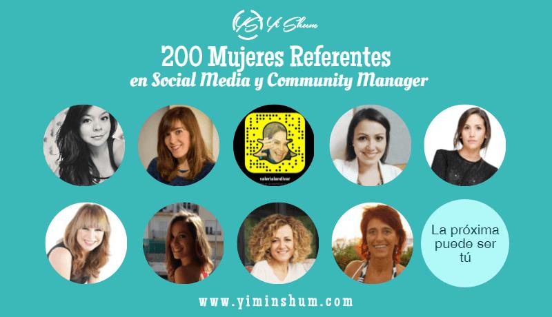 200 Mujeres Referentes en Social Media y Community Manager parte 20 imagen