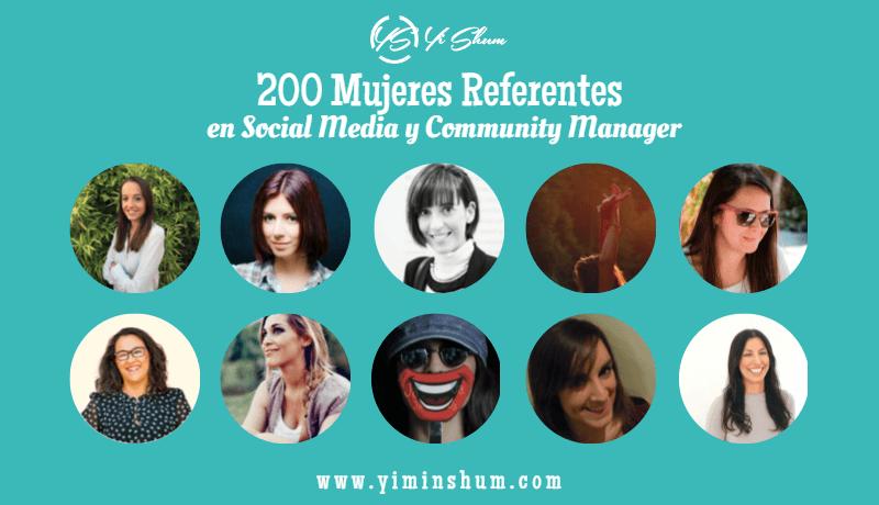 200 Mujeres Referentes en Social Media y Community Manager parte 3 imagen