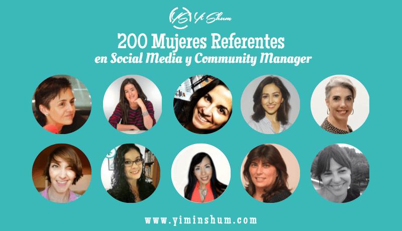 200 Mujeres Referentes en Social Media y Community Manager parte 4 imagen