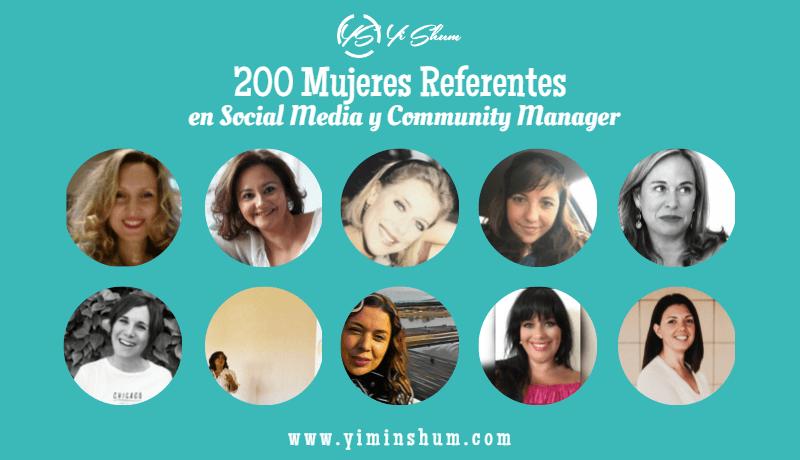 200 Mujeres Referentes en Social Media y Community Manager parte 5 imagen