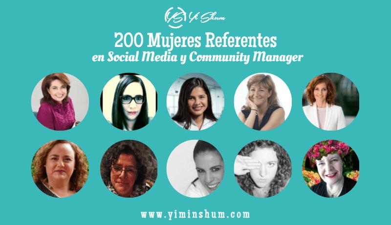200 Mujeres Referentes en Social Media y Community Manager parte 6 imagen