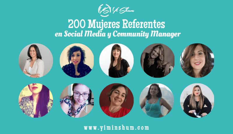 200 Mujeres Referentes en Social Media y Community Manager parte 7 imagen