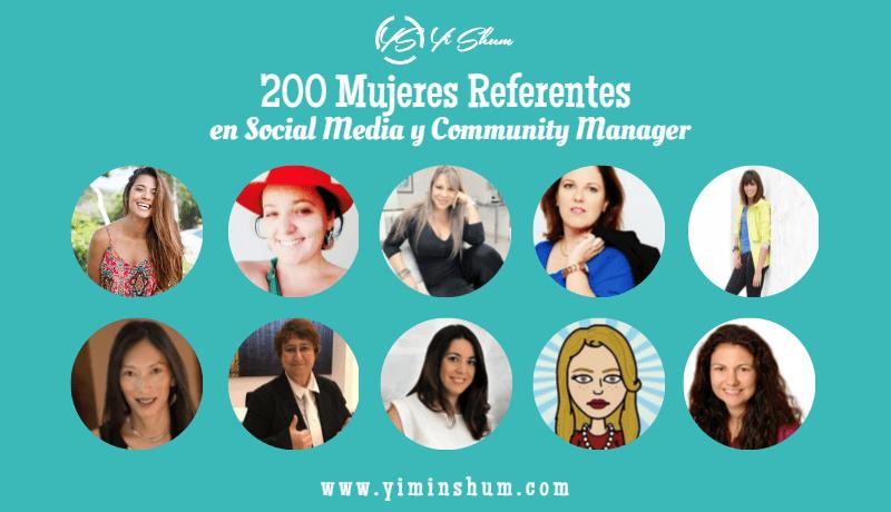 200 Mujeres Referentes en Social Media y Community Manager parte 8 imagen