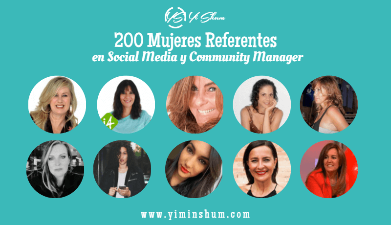 200 Mujeres Referentes en Social Media y Community Manager parte 9 imagen