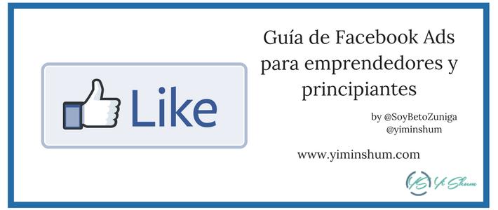 Guía de Facebook Ads para emprendedores y principiantes 2 imagen