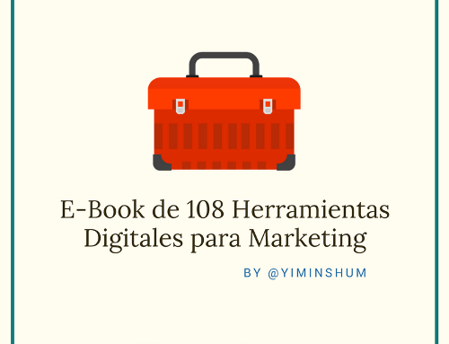 E-Book 108 herramientas digitales para el marketing
