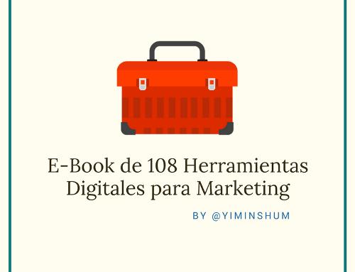 E-Book 108 herramientas digitales para el marketing