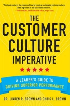 The customer culture imperative imagen