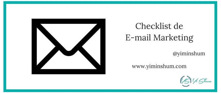 Checklist de E-mail Marketing imagen