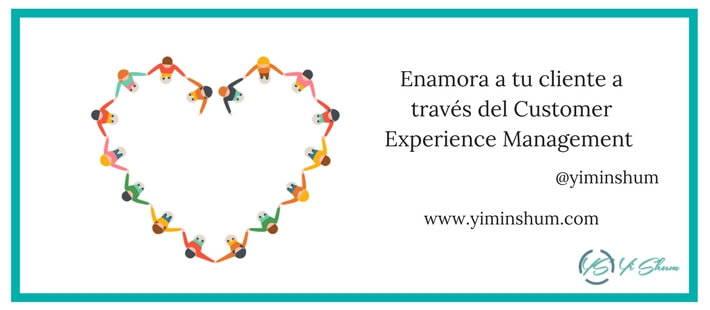 Enamora a tu cliente a través del Customer Experience Management imagen