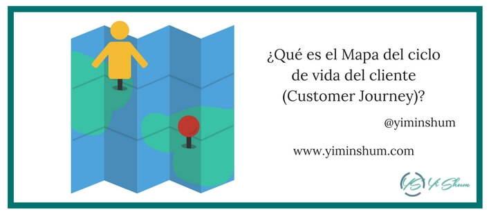 Qué es el Mapa del ciclo de vida del cliente (Customer Journey) imagen