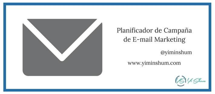 Planificador de Campaña de E-mail Marketing imagen