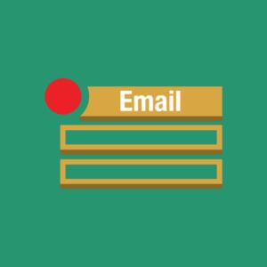 Planificador de Campaña de Email Marketing -productos imagen