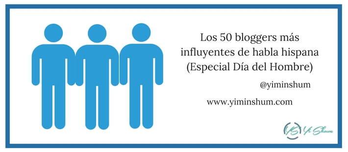 Los 50 bloggers más influyentes de habla hispana (1) imagen