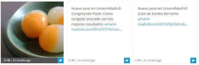Umami Madrid imagen