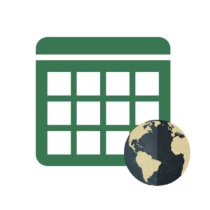 Calendario de efemérides en el mundo 2018 imagen