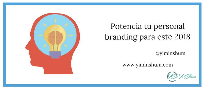 Potencia tu personal branding para este 2018 imagen