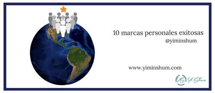 10 marcas personales exitosas imagen principal