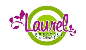 Logo Laurel Eventos