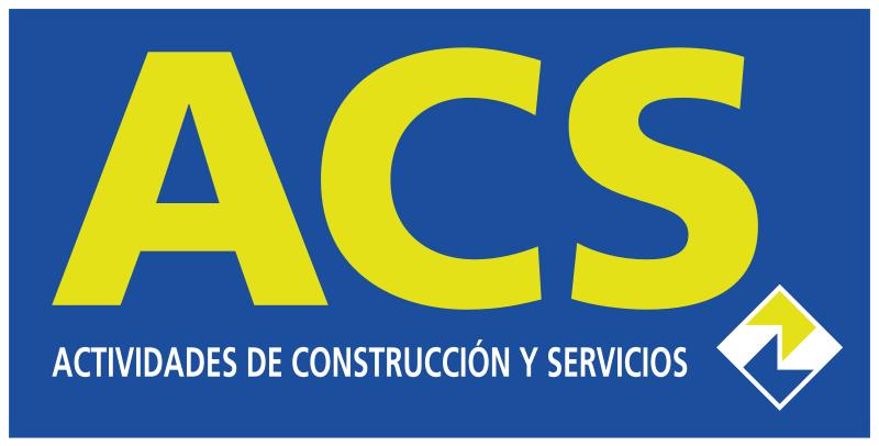 Logo del Grupo ACS