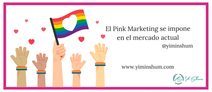 El Pink Marketing se impone en el mercado actual imagen