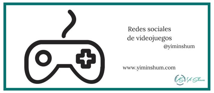 Redes sociales de videojuegos - en español