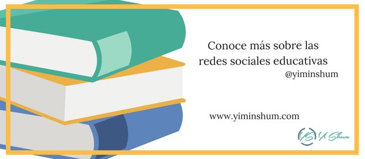 Conoce más sobre las redes sociales educativas imagen