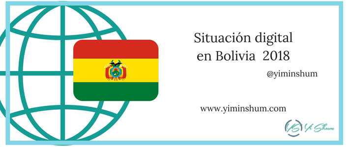 Situación digital en Bolivia