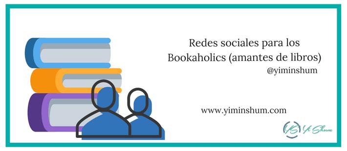 Redes sociales para los Bookaholics (amantes de libros) imagen