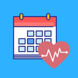 Calendario de fechas festivas Salud y Medicina 2019 imagen del producto