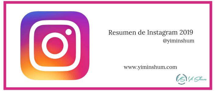 Nuevo resumen de Instagram 2019
