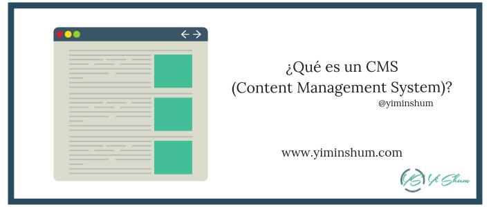 ¿Qué es un CMS (Content Management System)? imagen