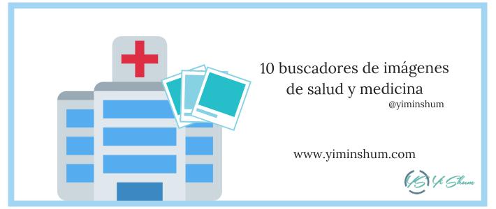 10 buscadores de imágenes de salud y medicina