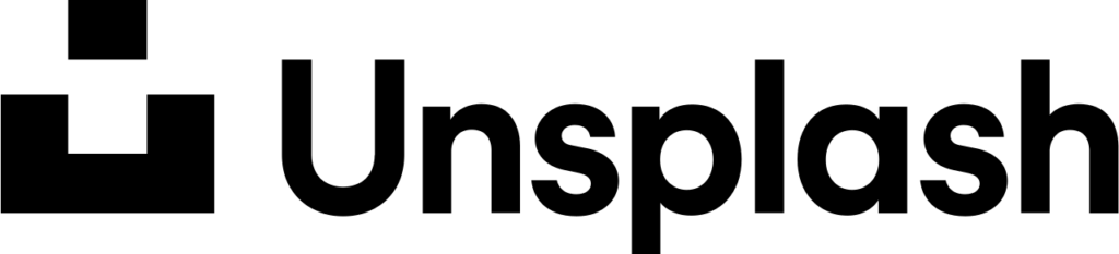 logo de unsplash imagen