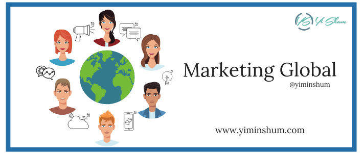Marketing Global – El mundo está a tu alcance