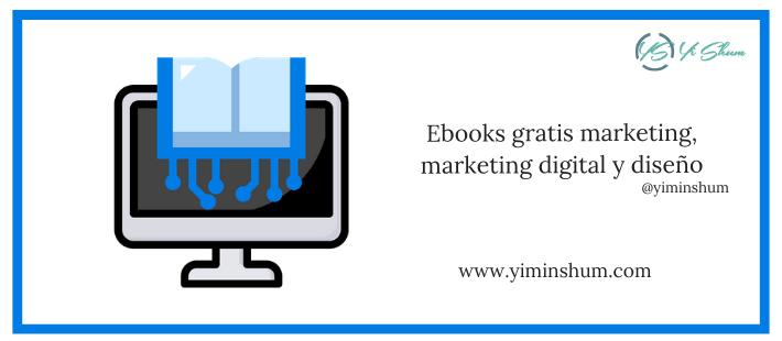 200 ebooks gratis marketing, marketing digital y diseño