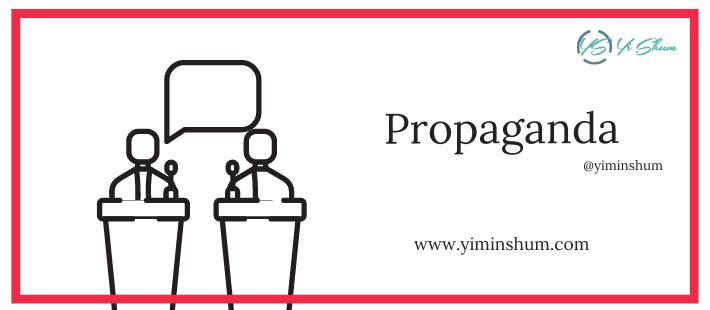 Propaganda ¿Qué es? Características, Diferencia entre la publicidad