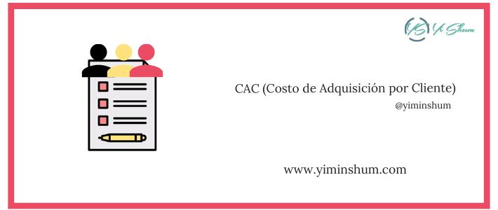 CAC (Costo de Adquisición por Cliente) – calculadora