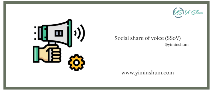 Social share of voice (SSoV) – calculadora