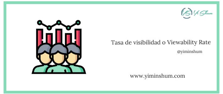 Tasa de visibilidad o Viewability Rate – calculadora