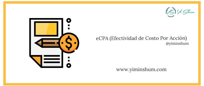 eCPA (Efectividad de Costo Por Acción) – calculadora