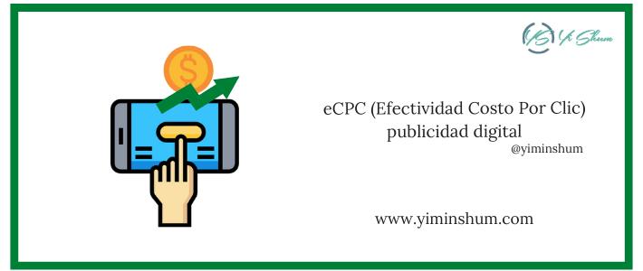 eCPC (Efectividad Costo Por Clic) – calculadora