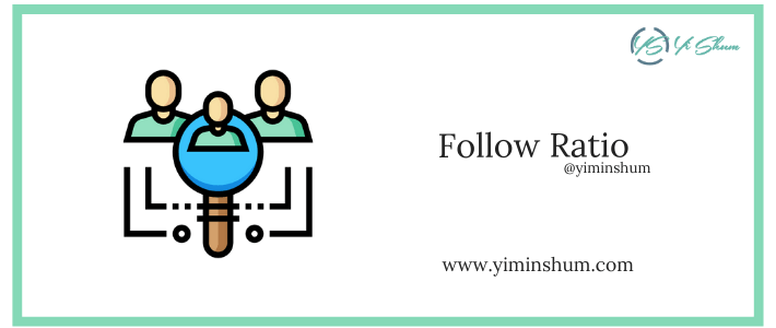 Follow Ratio (seguidores / seguidos) – calculadora
