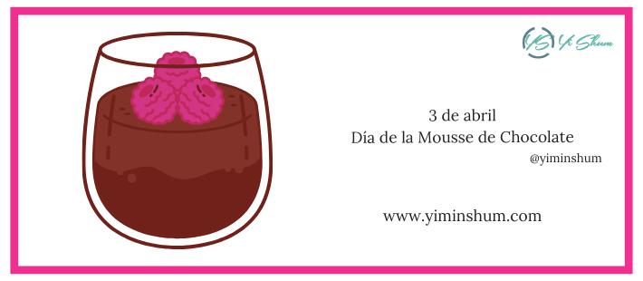 ¿Cuándo se celebra el Día de la Mousse de Chocolate?